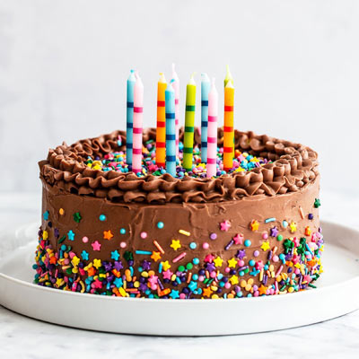 Birthday Cake fundraise