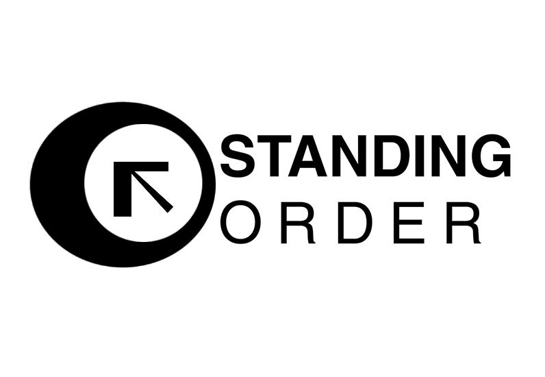 Donate via standing order