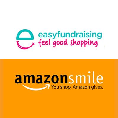 easy fundraising - feel good shopping, amazon smile - You shop. Amazon gives
