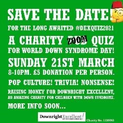 Quiz save the date